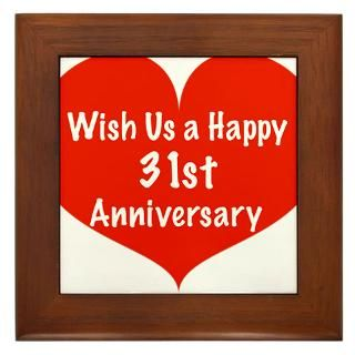 Happy Anniversary Framed Art Tiles  Buy Happy Anniversary Framed Tile