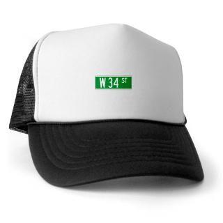 34 St., New York   USA Trucker Hat