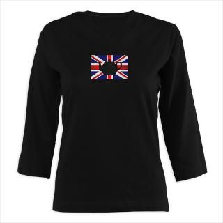 British Flag Long Sleeve Ts  Buy British Flag Long Sleeve T Shirts