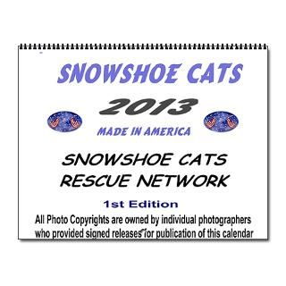 1St Edition Snowshoe Cat 2013 Gifts & Merchandise  1St Edition