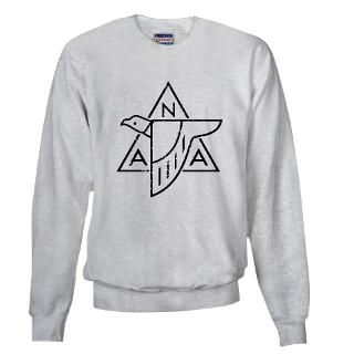 North American Aviation P 51 sweatshirt