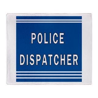 police dispatcher blues stadium blanket $ 57 99