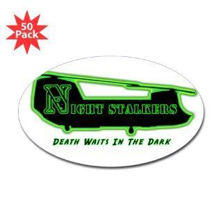 160th SOAR NightStalkers Oval Sticker (50 pk) for $140.00