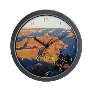 Grand Canyon National Park Clock  Buy Grand Canyon National Park