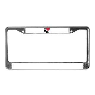 love the 60s License Plate Frame for $15.00