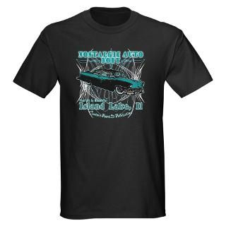 57 Ford Rocker Dark T Shirt