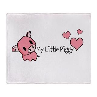My Little Piggy Stadium Blanket for $59.50