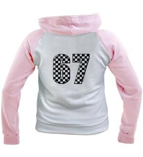 Checkered Flag #67  RaceFashion Auto Racing T shirts and gifts
