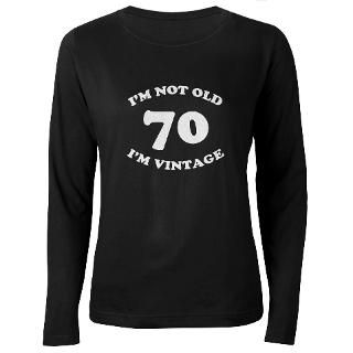 Funny 70Th Birthday T Shirts  Funny 70Th Birthday Shirts & Tees