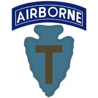 Army Airborne Patches  Iron On Army Airborne Patches