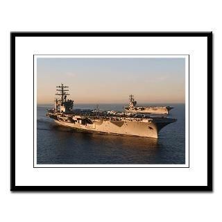 Aircraft Carrier Prints  Naval Aviation Coastal Art by Richard H