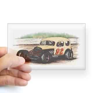 Dirt Modified Stickers  Car Bumper Stickers, Decals