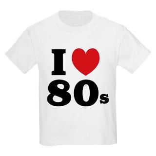 Love The 80S T Shirts  I Love The 80S Shirts & Tees