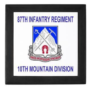 87TH INFANTRY REGIMENT MERCHANDISE  87TH INFANTRY REGIMENT