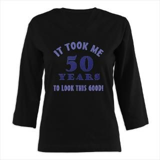 hilarious 50th birthday gag gifts 3 4 sleeve t shi $ 31 89