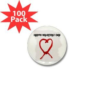 happy valentines day mini button 100 pack $ 94 99