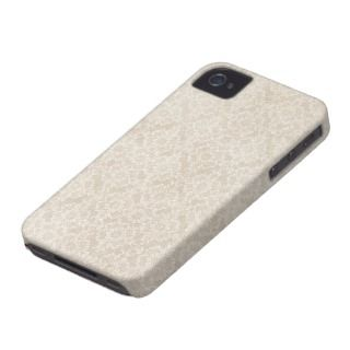 Lace iPhone 4/4S Case Mate Case iPhone 4 Covers