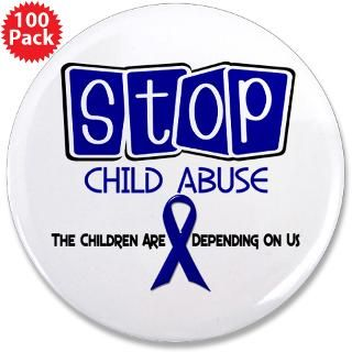 Stop Child Abuse 1 T Shirts and Gifts  Awareness Gift Boutique