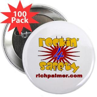 Safe Songs Button (100 pk)  Safety Songs Merchandise  Safety Songs