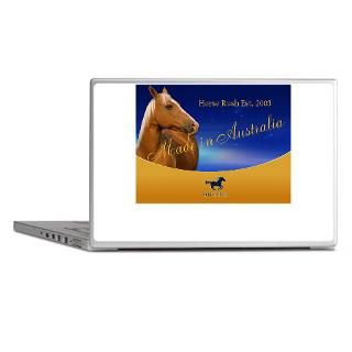 Gifts  Laptop Skins  Horse Rush Banner Design Laptop Skins