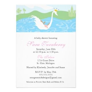 Baby Shower Invitation   Little Princess