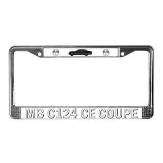 Mercedes Benz License Plate Frame  Buy Mercedes Benz Car License