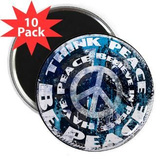Urban Peace (sign)   Blue and Black  Lil Goodies Peace Shop