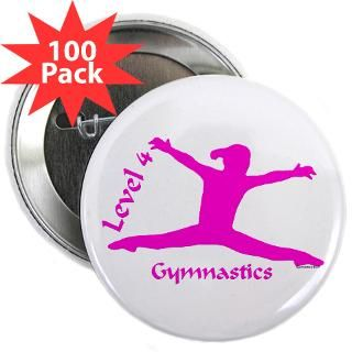 Gymnastics Button  Gymnastics Buttons, Pins, & Badges  Funny & Cool