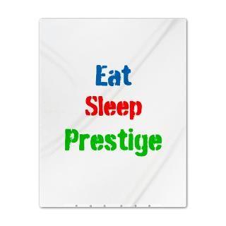 Eat Sleep Prestige Twin Duvet by gamingaddictionstore