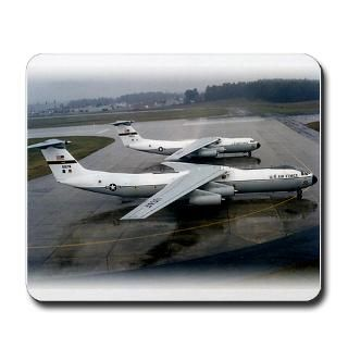 Air Force Gifts  Air Force Home Office  C 141A/B Mousepad
