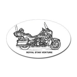 Star Motorcycle Stickers  Car Bumper Stickers, Decals