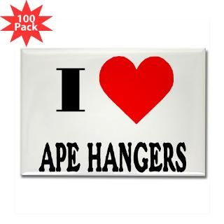 love ape hangers rectangle magnet 100 pack $ 143 99