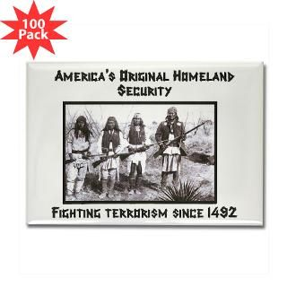 homeland security rectangle magnet 100 pack $ 142 99