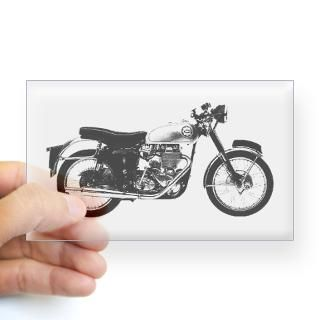 Bsa Motorcycle Stickers  Car Bumper Stickers, Decals