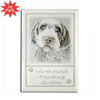 Wirehaired Pointing Griffon  Alpen Designs   Animal Art and More