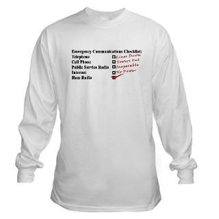 Ham Radio Long Sleeve Ts  Buy Ham Radio Long Sleeve T Shirts