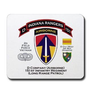 151 Indiana Rangers, 2d Field Force Vietnam