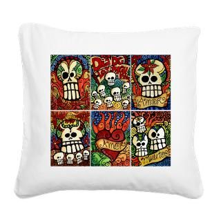 Day of the Dead Sugar Skulls  LunaGraphica   Cindy Couling   Mixed