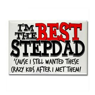 Fathers Day Step Dad Magnet  Buy Fathers Day Step Dad Fridge Magnets