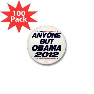 AntiBarackObamaBumperStickers  Anybody But Obama 2012 anti Obama