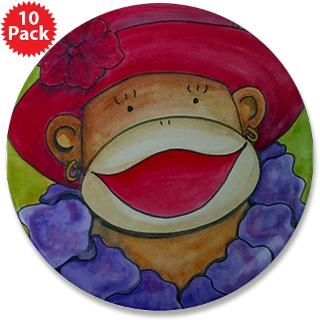 Fat Sock Monkey   Items for Kids and Pets