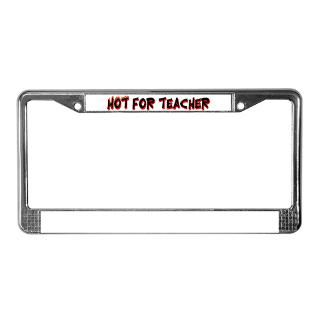 Adult Humor Attitude Crude Rude License Plate Frame  Buy Adult Humor