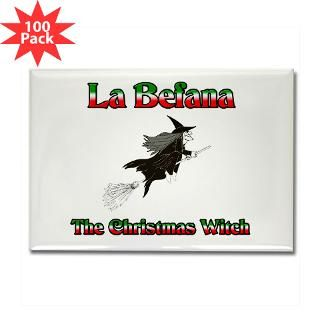 la befana the christmas witch rectangle magnet 10 $ 179 99