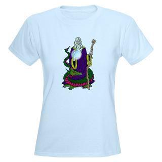 Wizard & Dragon (189)  TEE SHIRT FANTASY by JestDesigns