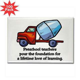 preschool teacher gift ideas rectangle magnet 100 $ 189 99