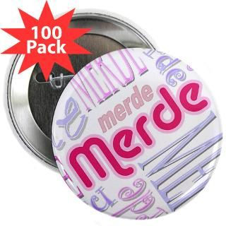 merde 2 25 button 100 pack $ 184 99