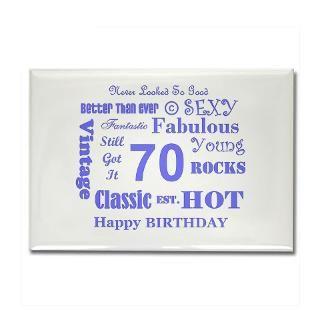 70th Birthday Gifts  Birthday Gift Ideas