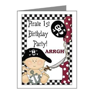 Baby Pirate 1St Birthday Gifts & Merchandise  Baby Pirate 1St