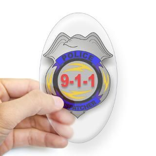 911 Dispatcher Stickers  Car Bumper Stickers, Decals