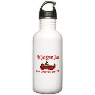 911 Water Bottles  Custom 911 SIGGs